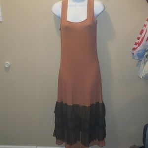 Nataya dress lace ruffles size small?